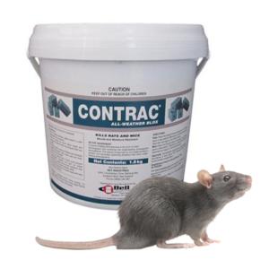 Contrac Rat Bait 1.8kg